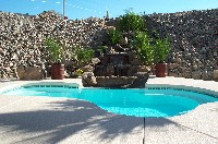 Crystal Springs Fiberglass Pool in Buckeye, AZ